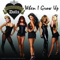 เนื้อเพลงเพลง when i grow up The Pussycat Dolls ฟังเพลง MV เพลงwhen i grow up