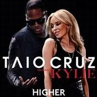 เนื้อเพลงเพลง higher Taio Cruz ft. Kylie Minogue ฟังเพลง MV เพลงhigher