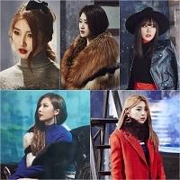 เพลง cold rain 4Minute ฟังเพลง MV เพลงcold rain   เพลงไทย