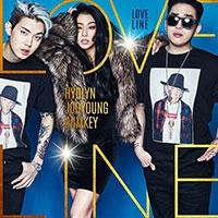 เพลง Love Line Hyolyn,Bumkey,Jooyoung ฟังเพลง MV เพลงLove Line   เพลงไทย